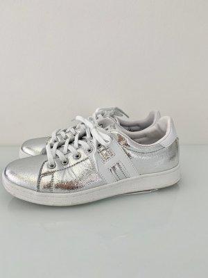 Sneaker HIS Silber weiß Gr. 38
