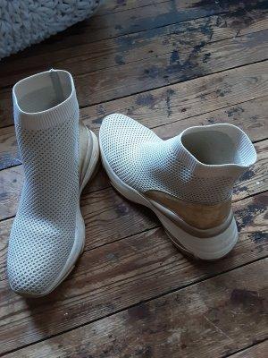 Instapsneakers goud-room