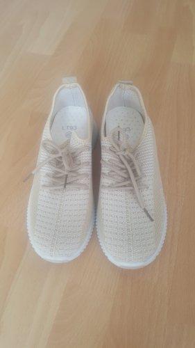 Slip-on Sneakers oatmeal