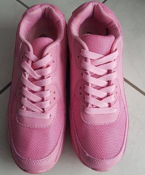 Sneaker in rosa, Gr. 37, NEUWERTIG