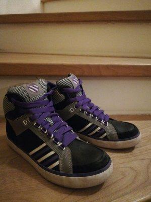 K-swiss High Top Sneaker multicolored