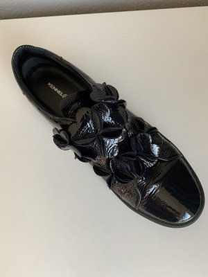 Kennel & Schmenger Zapatillas con hook-and-loop fastener negro