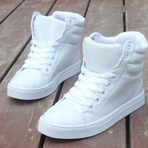 Sneaker knöchelang 38
