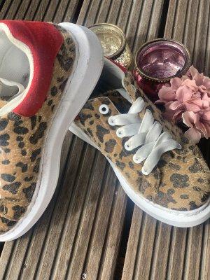 Sneaker leooptik