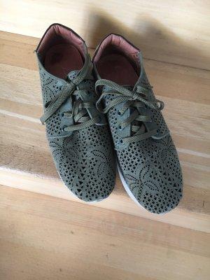 Sneaker Lola Cruz Khaki Gr.39