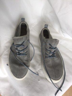 Sneaker low - light-blue denim