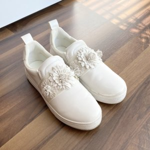 H&M Slip-on Sneakers white