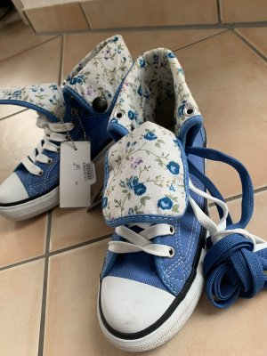 British Knights Lace-Up Sneaker white-azure