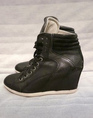 Görtz 17 Wedge Sneaker black