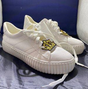 Sneaker mit Krönchen - Gr. 39