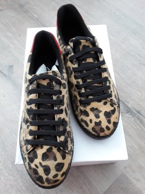Andrea Conti Lace-Up Sneaker natural white-brown