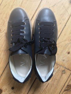AGL Sneakers met veters donkerblauw