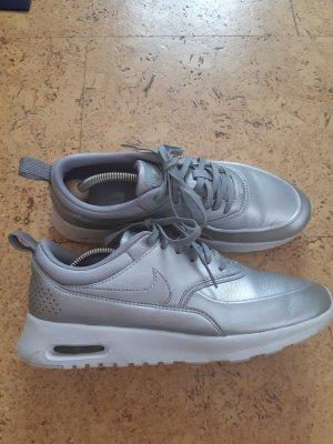Sneaker, Nike Air Max Thea, Silber, Gr. 40,5