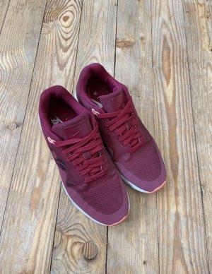 Sneaker Nike Air weinrot
