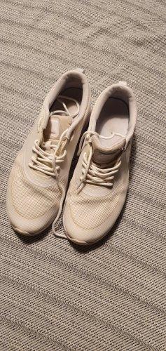Nike Sneakers met veters wit-room
