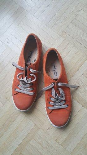 Sneaker orange Paul Green