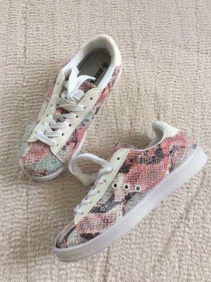 Sneaker / Pastellfarben / Gr. 39 / NEU