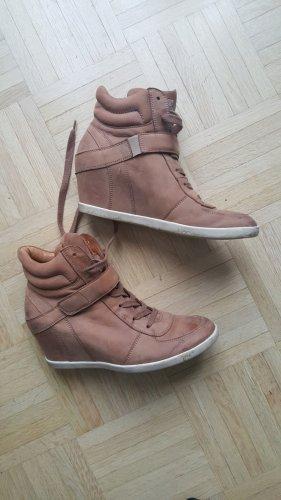 Sneaker Paul Green braun