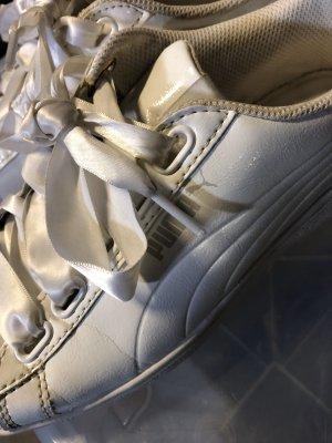 Sneaker Puma Lack weiß