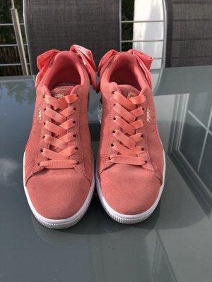 Sneaker Puma Suede Bow, Größe 38,5