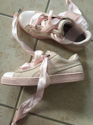 Sneaker Puma Suede Rosa Gr. 37