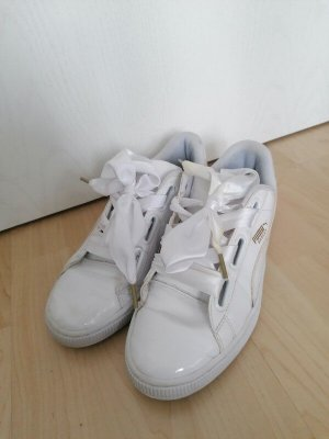 Sneaker Puma weiss