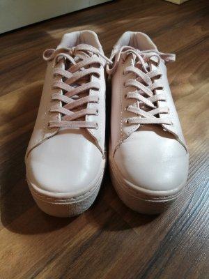 Sneaker rosa von H&M