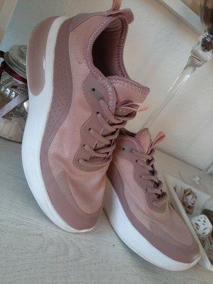 Sneaker rosa weiß 39