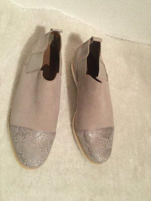 ara Sneaker slip-on grigio chiaro Pelle