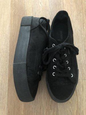 Sneaker Schuhe H&M Plateau