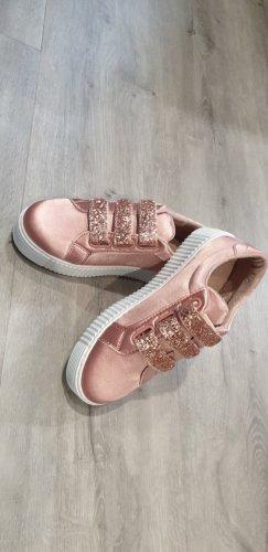 Sneaker Schuhe #Hailys 38 mit Glitzer