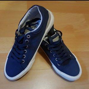 Soccx Zapatilla brogue azul-azul oscuro