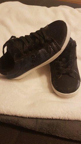 Sneaker schwarz/glitzernd