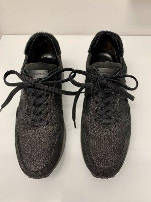 Sneaker Schwarz K&S