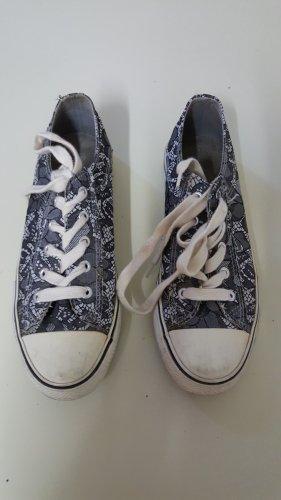 Sneaker, schwarz weiß