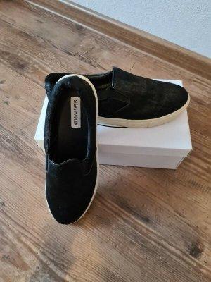Sneaker Slipper - Steve Madden Gr. 41 schwarz