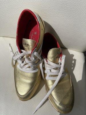 Sneaker Sport Schuhe Gr 36,5 Engl Gr 4