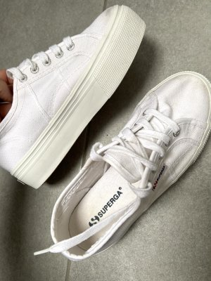 Sneaker Superga Plateau