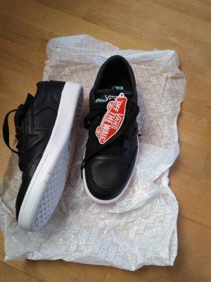 Sneaker Vans Neu Leder