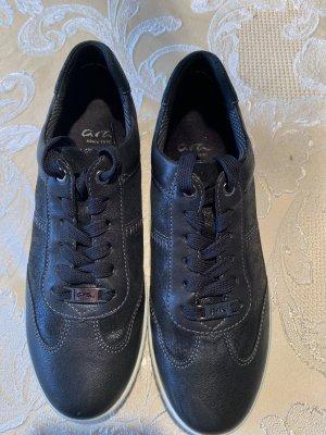 ara elegance Sznurowane trampki czarny