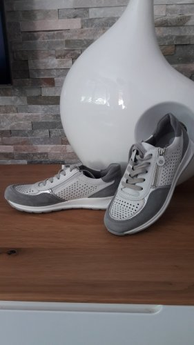 ara Lace-Up Sneaker white-light grey