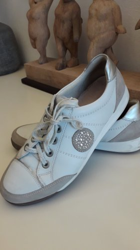 Ara Luftpolster Lace-Up Sneaker white