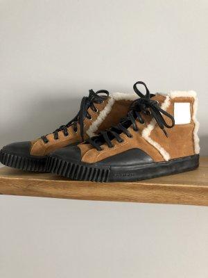 Balenciaga High top sneaker veelkleurig Leer