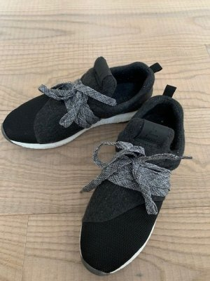 Bullboxer Slip-on Sneakers black-anthracite synthetic
