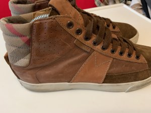 Burberry Sneakers met veters veelkleurig Leer