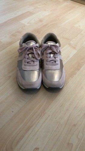Pier one Sneaker stringata rosa pallido Tessuto misto