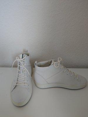 Sneaker von Ecco | Leder | weiß | 36