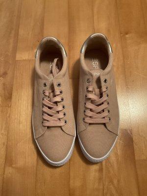 Sneaker von Esprit in Größe 40 in Altrosa/Rosa/Silber