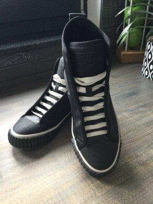 Sneaker von G-Star Gr. 38 in schwarz weiß