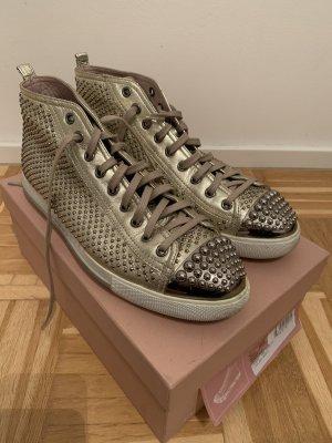 Sneaker von Miu Miu, Gr. 40,5